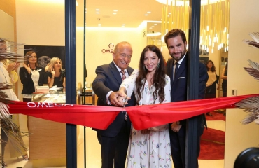 Omega Boutique Re-Opening