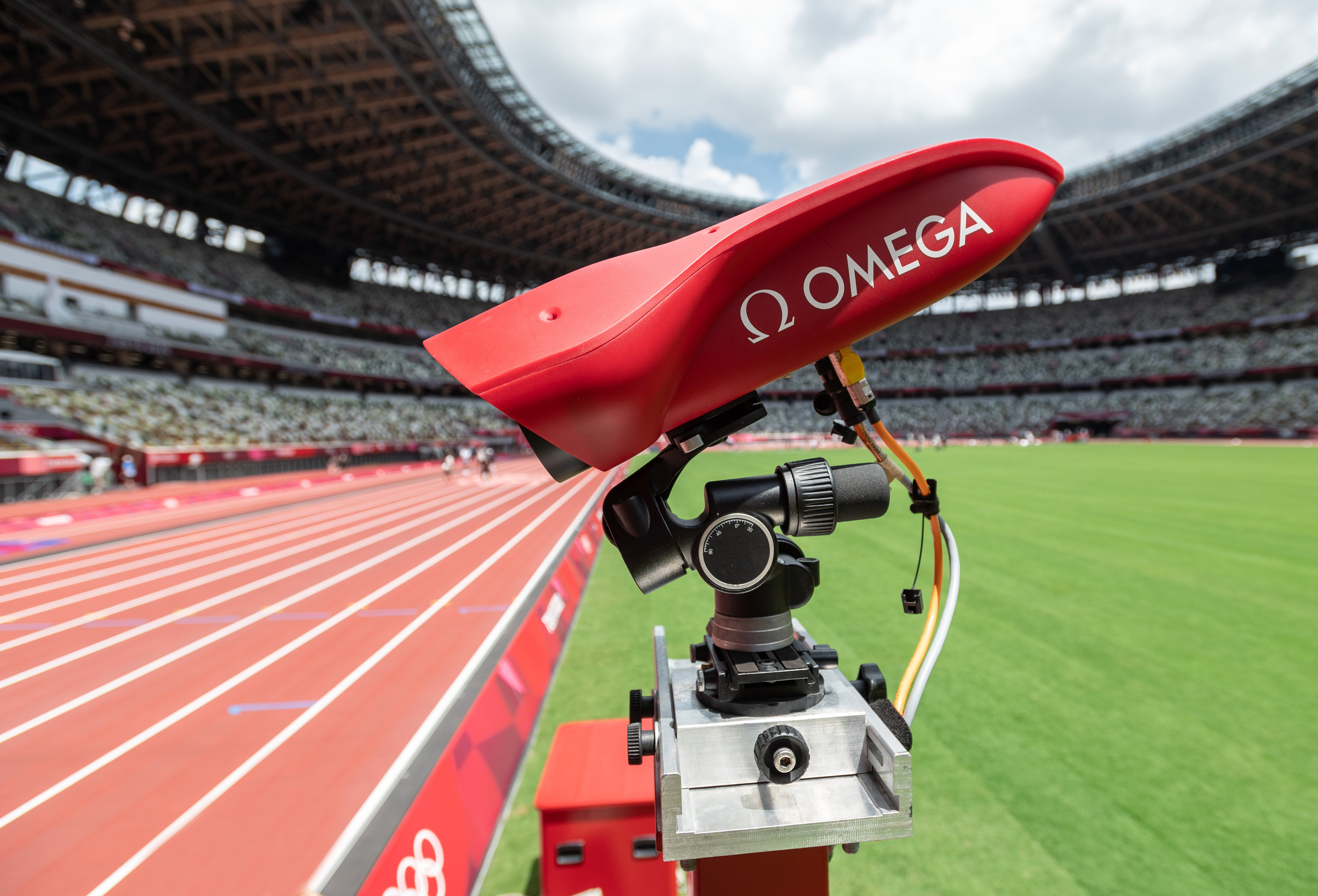 OMEGA times the Tokyo 2020 Paralympic Games